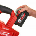 Martello demo-perforatore Milwaukee M18 CHM-902C Fuel SDS-MAX n.2 Batterie 9Ah