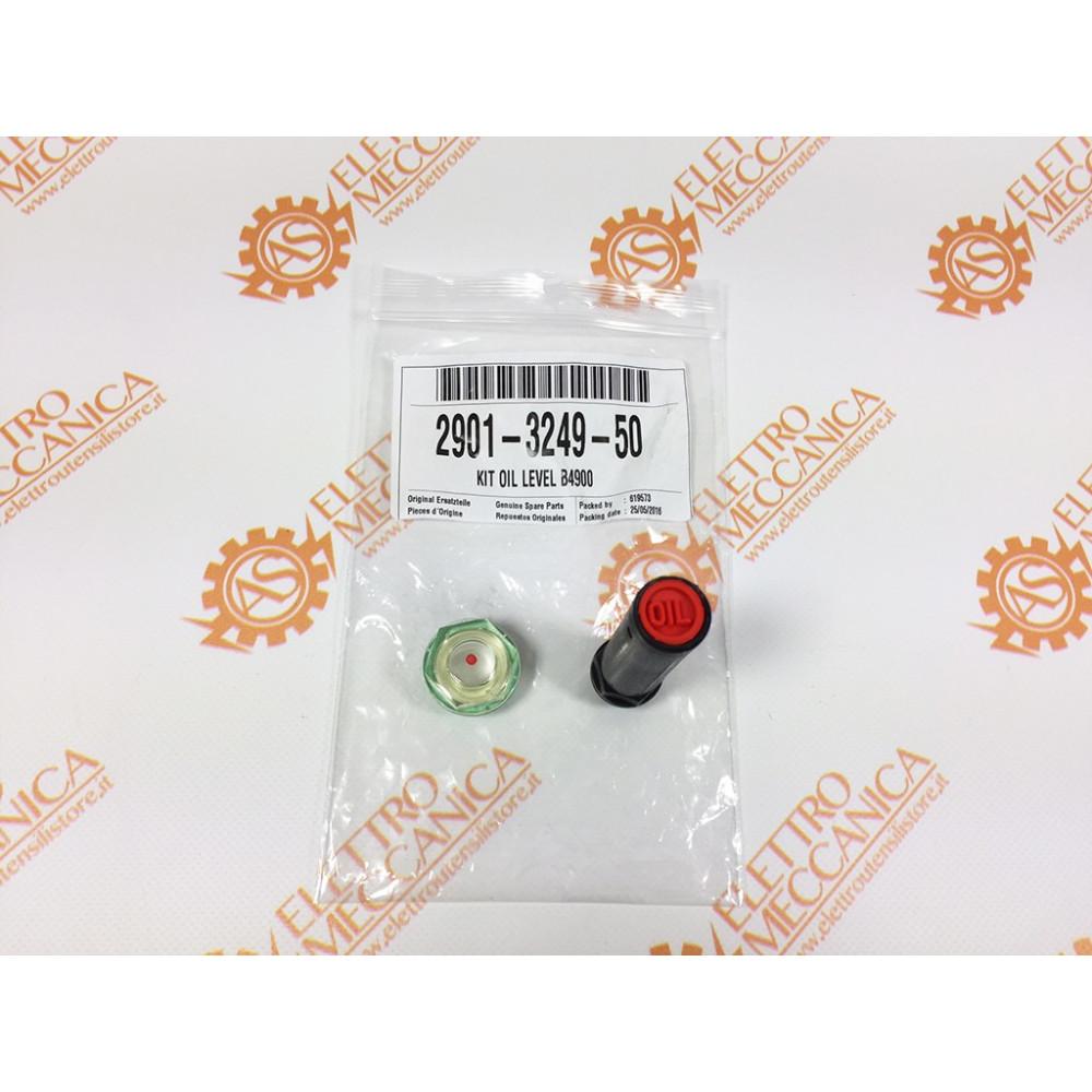 Kit Livello Olio per Gruppi Pompanti Abac B4900 - PAT24  A29 - PAT 38 A39 / Balma NS29S