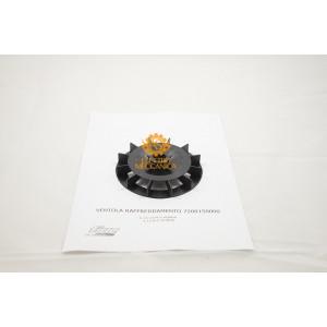 Ventola raffreddamento S13 - S14 M-S-Honda, S15 M-S-Honda 7200150000