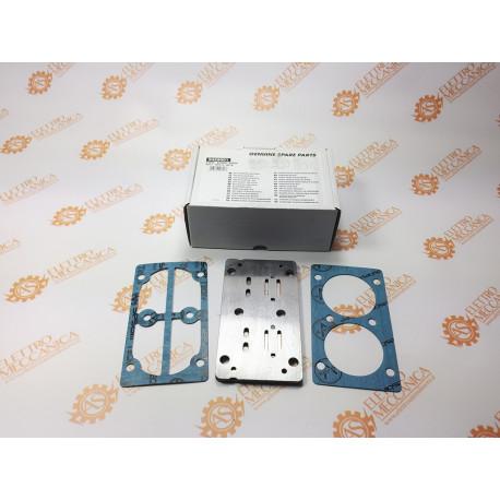 Compressor Valve plate kit for 6229024900 B2800 - B2800I - B3800 - NS11 - NS11I - NS18  ABAC BALMA Pumping Units
