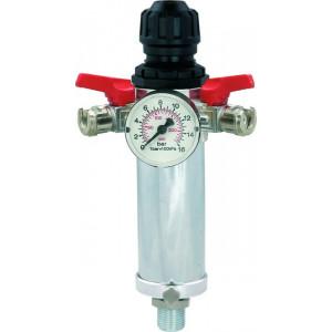 Regolatore di pressione con filtro e manometro 31/I 2 AIR ANI