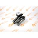 Gruppo filtro-regolatore e lubrificatore modulare con bicchiere metallico 1/4F E/22/2/P  ANI