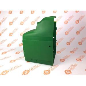 Carenatura verde anteriore Compressore FIAC  ECU 7150550000