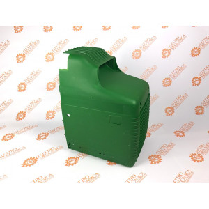 Carenatura verde anteriore Compressore FIAC  ECU 7150550000