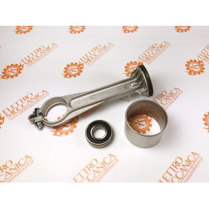 Kit biella pistone cilindro Compressore FIAC ECU 4190270000