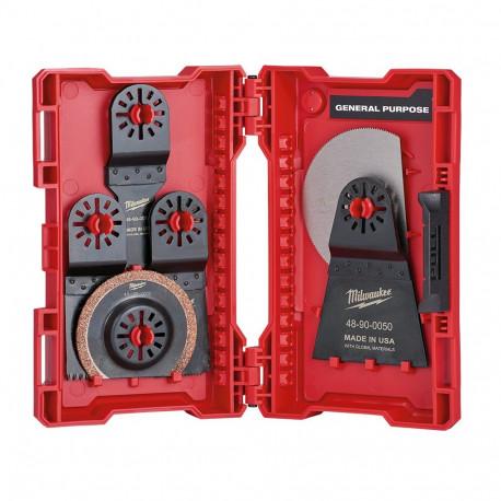 Milwaukee multi function tool universal blade set