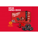 Energy Kit M18 NRG-503 Batterie Originali Milwaukee