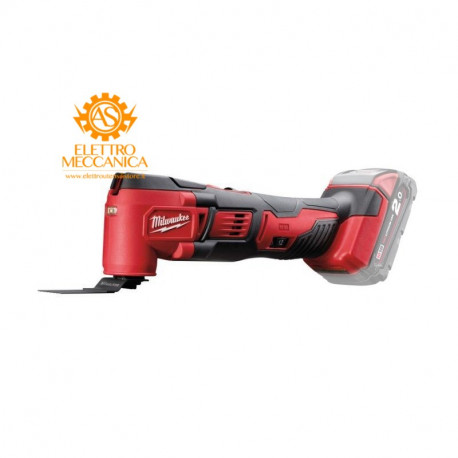 M18 Milwaukee BMT-0 multifunction tool – no tools included