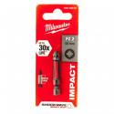 PZ4932430865 Bit SHOCKWAVE per avvitatori ad impulsi Milwaukee