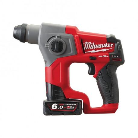 Milwaukee SDS M12 CH-602X FUEL cordless hammer drill