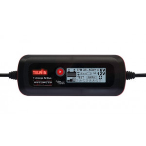 CARICABATTERIE TELWIN T-CHARGE 12 EVO 6V/12V
