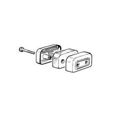 Air filter kit for B2800 – B2800I – B3800 – NS11 – NS11I – NS18  ABAC BALMA Pumping Units