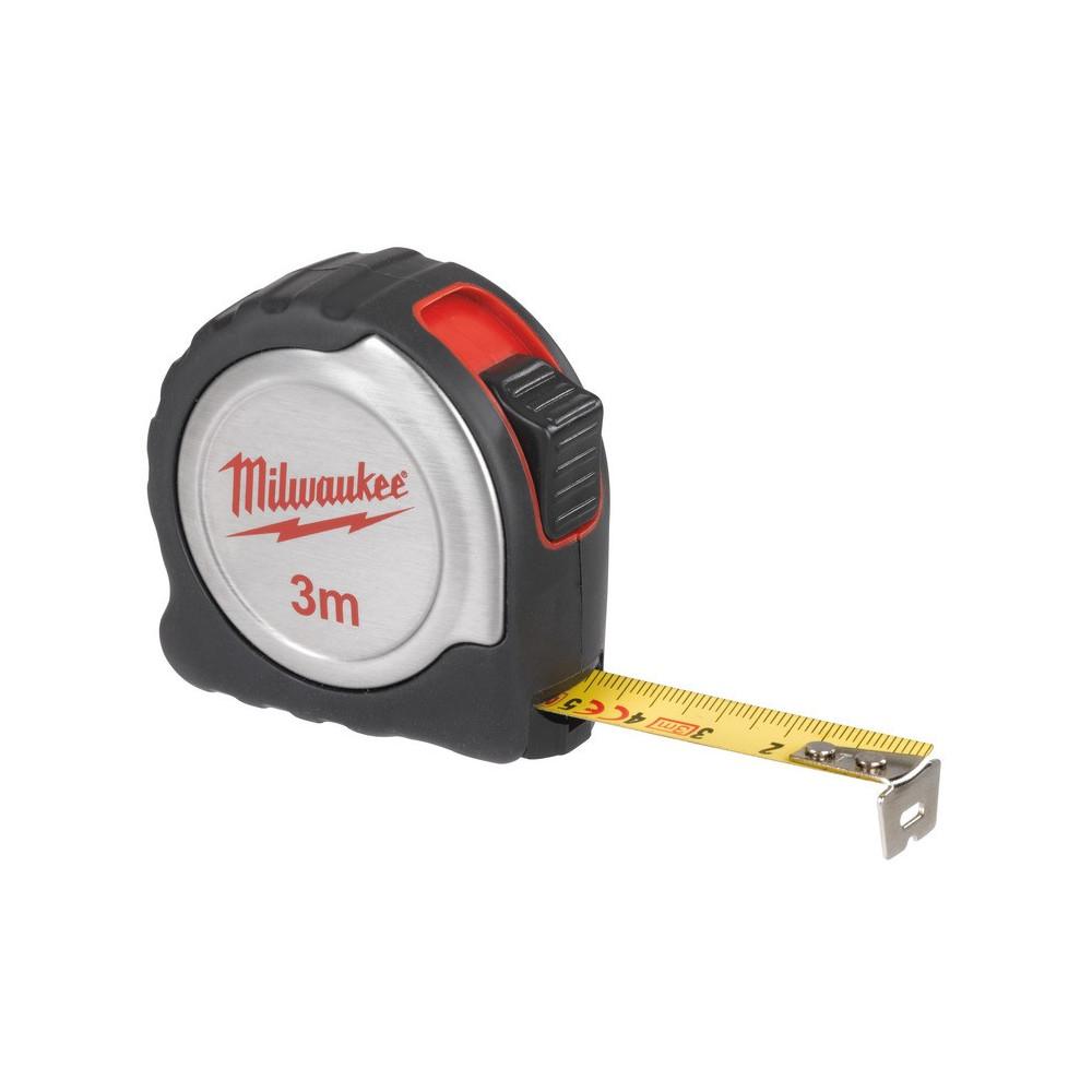Flessometro compatto Milwaukee da 3m 5m 8m, versione 2016
