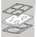 Kit Piastra Valvole per Gruppi Pompanti 2236112518 PAT24 - A29 / PAT38 - A39 ABAC - BALMA NS19