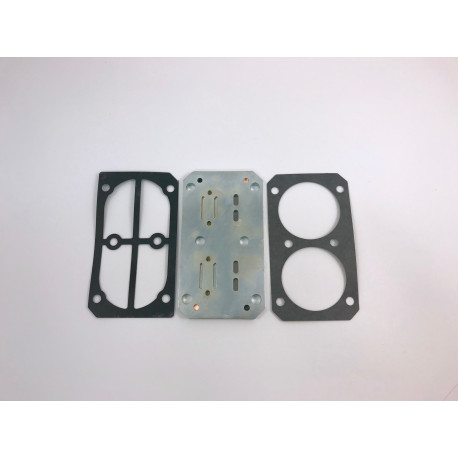 Compressor Valve plate kit for 2236112518 PAT24 - A29 / PAT38 - A39  ABAC BALMA Pumping Units