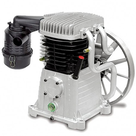 Abac B6000 Pumping unit with mushroom air filter