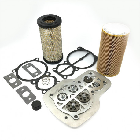 Complete service kit for new Abac B6000 compressor pumping units