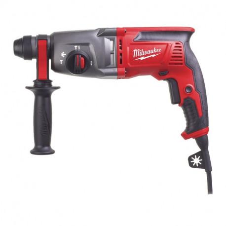 Milwaukee PH 26T SDS-Plus 3-mode Hammer drill