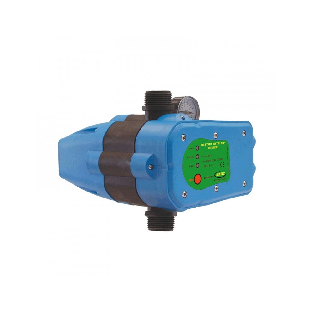 RESTART 2HP Press Control Regolabile Da 1,5 A 3 Bar