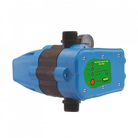 RESTART 2HP Press Control Regolabile Da 1,5 A 3 Bar MATIC Presscontrol