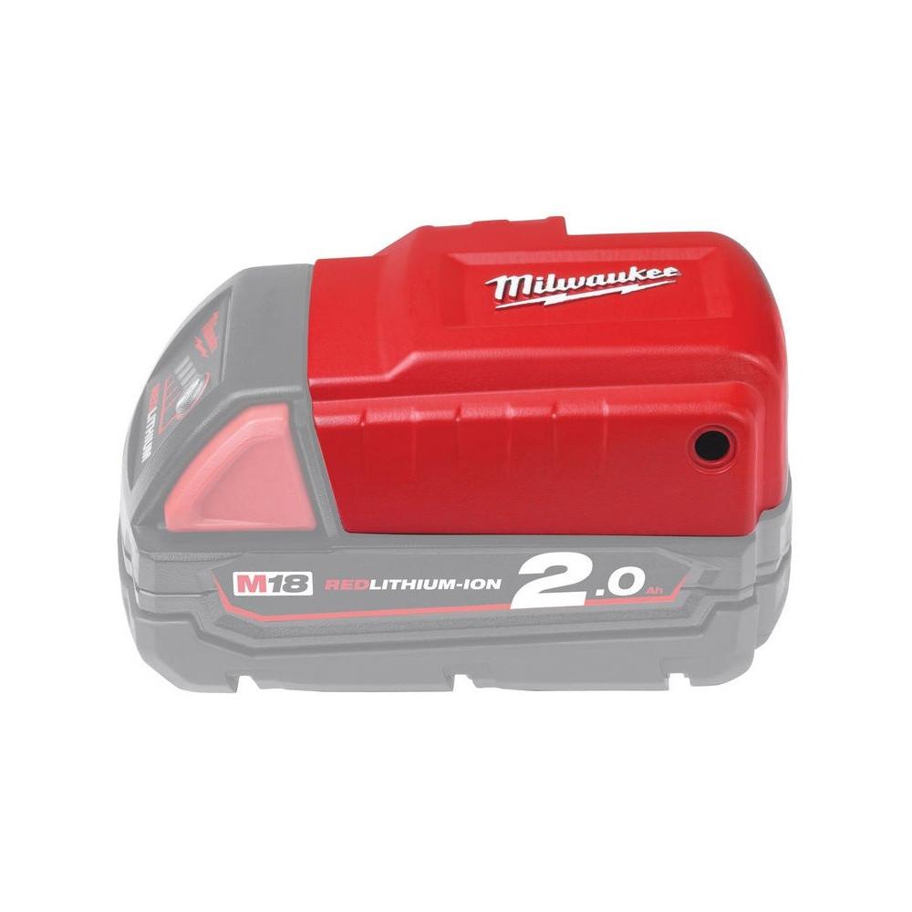 Adattatore M18 con porta USB Originale Milwaukee