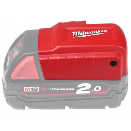 Milwaukee M18 Adapter USB original port