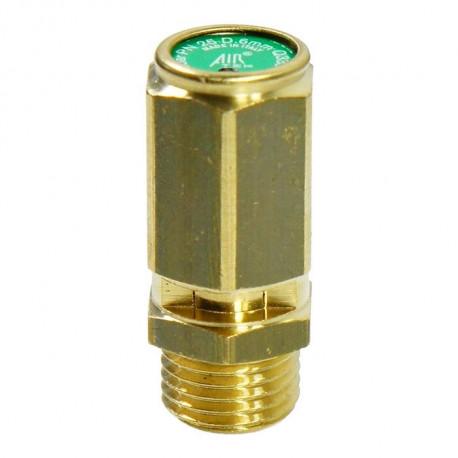 "Air compressor safety valve 1/4"" 15 bar 6210716500"