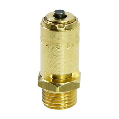 "Air compressor safety valve 1/4"" 4,5 Bar 6210716600"