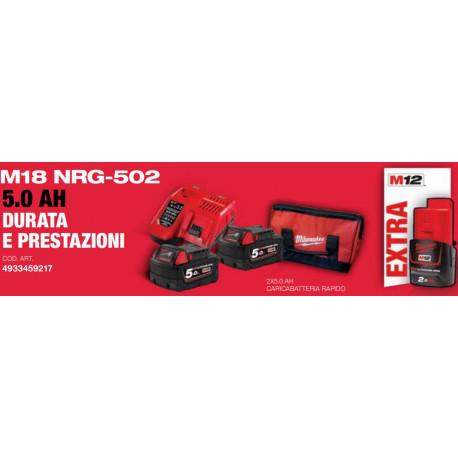 copy of Milwaukee Energy Kit M18 NRG-503 Original Batteries