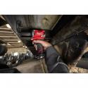 Avvitatore Impulsi M12 Fiwf12-0 Fuel Attacco 1/2'' Milwaukee