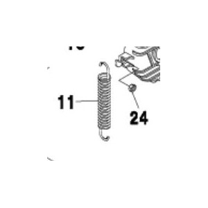 Tension Spring Motor for FIAC CCS 245 - CCS 248 - 338 - CCS 335 compressor