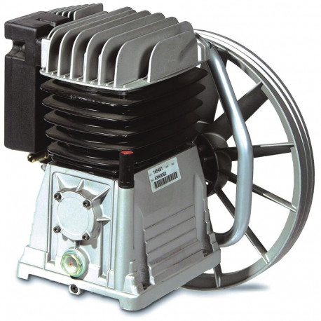 Abac B5900 Pumping unit – Compressor filter and flywheel