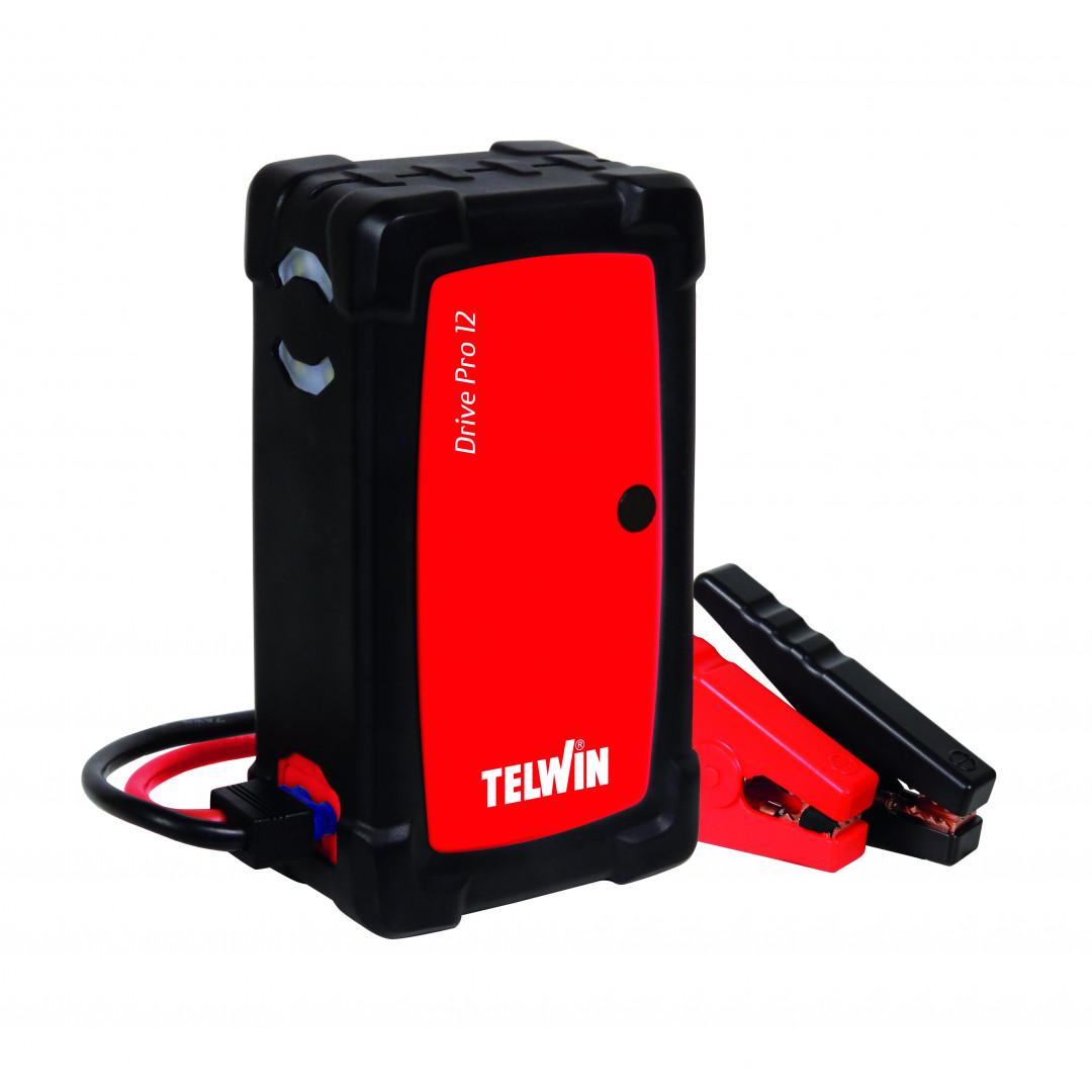 Avviatore Booster Portatile Drive PRO 12 Telwin