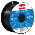 Bobina Telwin filo animato Ø 0,8mm da 0,8Kg per saldatrici no gas Cod. 802208 - 802975