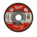 Disco Mola Sc 41 D 115 X 1 X 22,2 mm Milwaukee