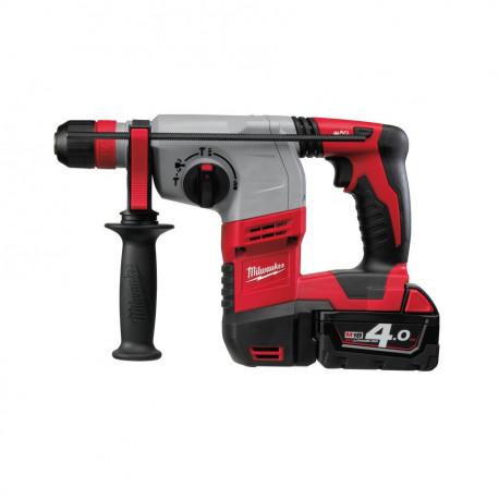 Milwaukee Hd 18 Hx32 Sds-Plus M18 cordless hammer drill  + + 3 AH batteries
