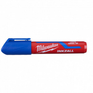 PENNARELLO INDELEBILE PUNTA LARGA L-BLU -1PZ MILWAUKEE