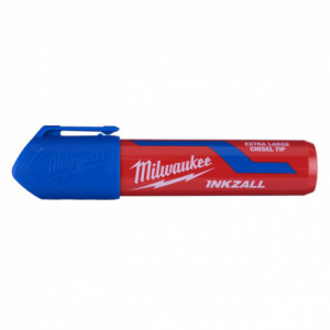 PENNARELLO INDELEBILE PUNTA LARGA XL-BLU -1PZ MILWAUKEE