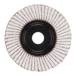 Milwaukee 115mm aluminum flap disc 60gr