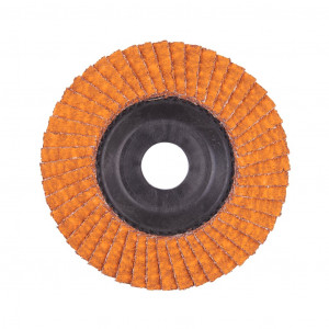 Milwaukee 115mm ceramic flap disc 40gr