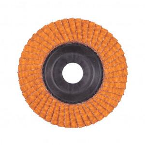 Milwaukee 115mm ceramic flap disc 80gr