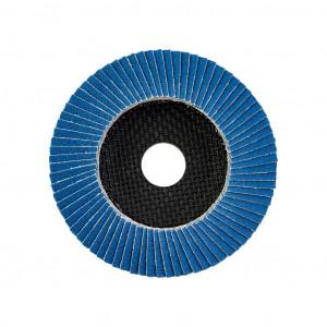 Milwaukee 115mm zirconium flap disc 80gr