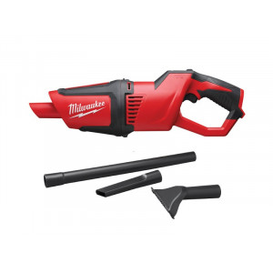 Aspiratore Compatto Milwaukee M12 Hv-0 Corpo Macchina