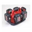 Caricabatterie Multiplo Milwaukee M14™ - M18™