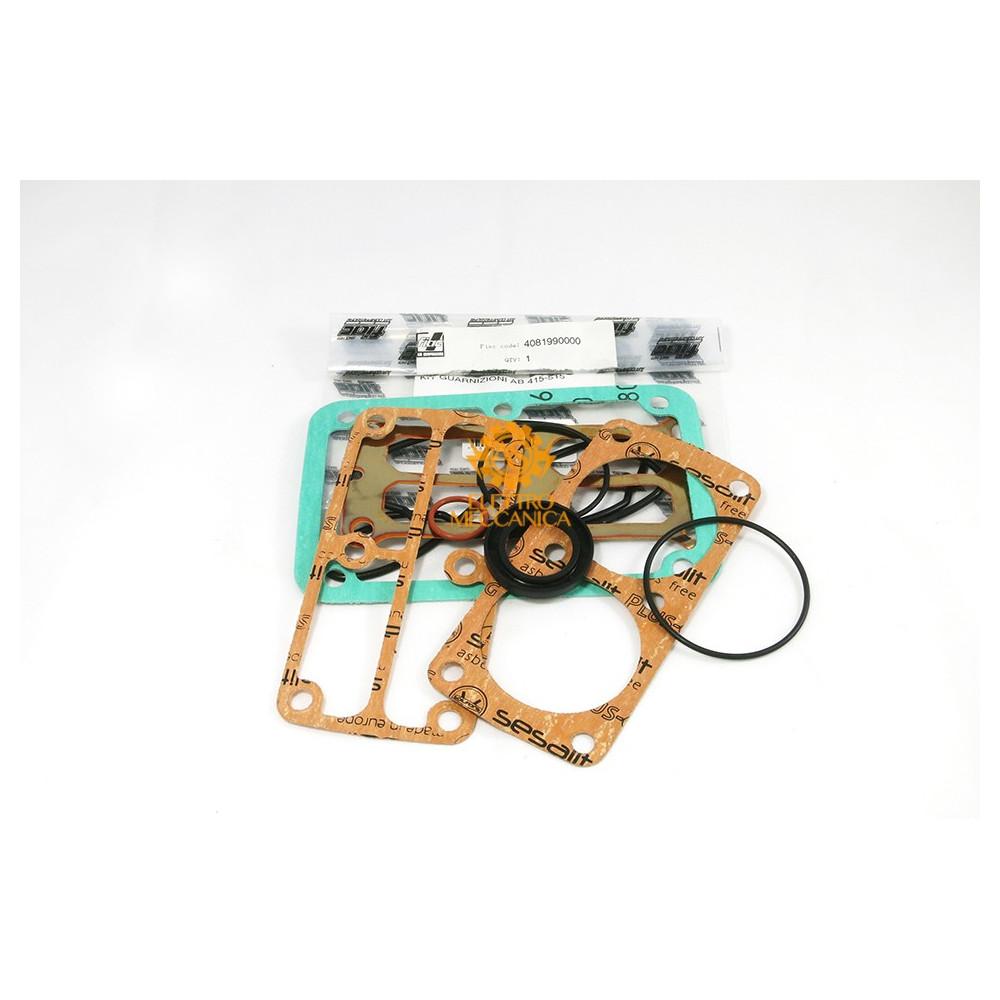 Kit Guarnizioni per Gruppi Pompanti Fiac AB 415 - AB 515