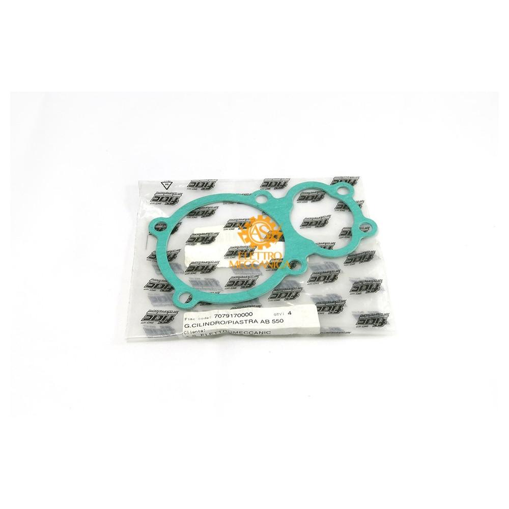 Guarnizione Cilindro-Piastra per Gruppi Pompanti Fiac  AB 450 - AB 550 - AB 660 - AB 800