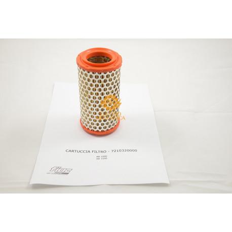 Air filter cartridge for Fiac AB 1000 - AB 1500 Pumping Units