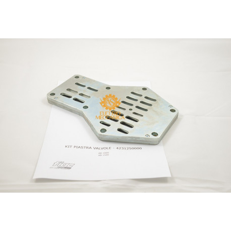 Valve plate kit for FIAC AB 1000 AB 1500 Pumping units