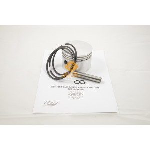 Kit Pistone Bassa Pressione D.95 per Gruppi Pompanti Fiac AB 450 - AB 550 - AB 600 - AB 800