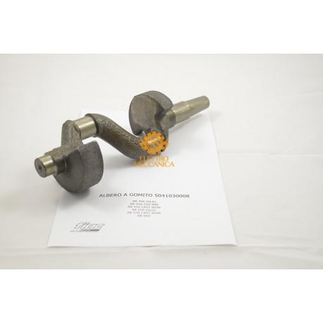 Crank for Fiac AB 450 - AB 550 - AB 600 - AB 800 pumping units